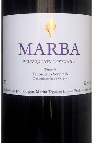 Marba Maceracion carbonica