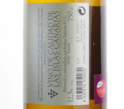 Tajinaste trockener Weisswein